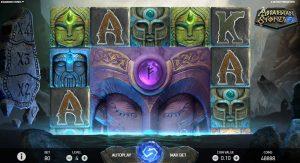 Netent slot - Asgardian stones