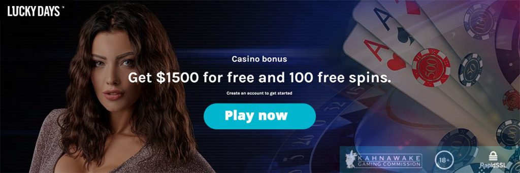 Introduction to Lucky Days casino