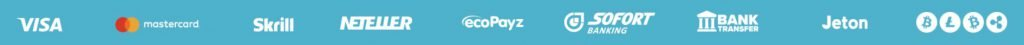 Selection of payment methods