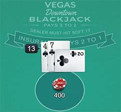 Blackjack tip If you get an 11 Double down