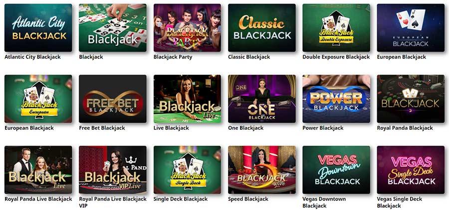 25 Blackjack tips suitable for all online Blackjack games both Virtual and live