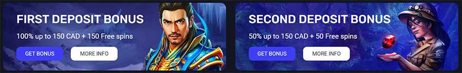 Use the right Woo casino Promo code to grab this great welcome bonuses.