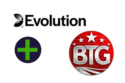 Evolution acquires Big Time Gaming