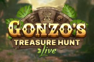 Evolution Gaming announces Gonzo's Treasure Hunt Live