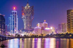 Macau's best month since Covid
