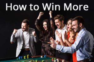 Como ganhar mais em um cassino online