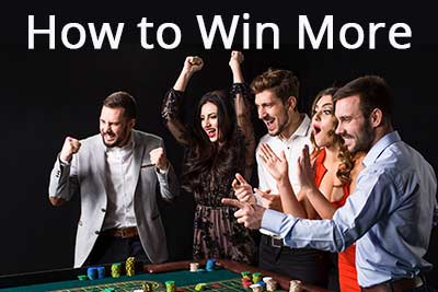 How to win more at an online casino