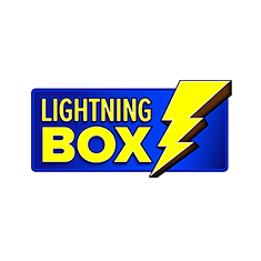 Revisão dos slots do logotipo do Lightning Box