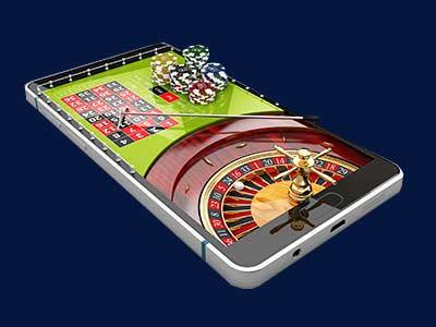 Jugar en un casino en vivo desde casa en un teléfono móvil