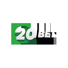 Logotipo do 20Bet Casino